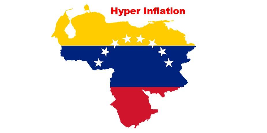 ベネズエラのハイパーインフレ率の理由や原因!現在と今後をドイツとジンバブエから探る