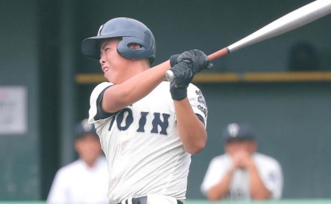 大阪桐蔭で活躍する西野力矢!中学での出身や身長体重など今後を占う